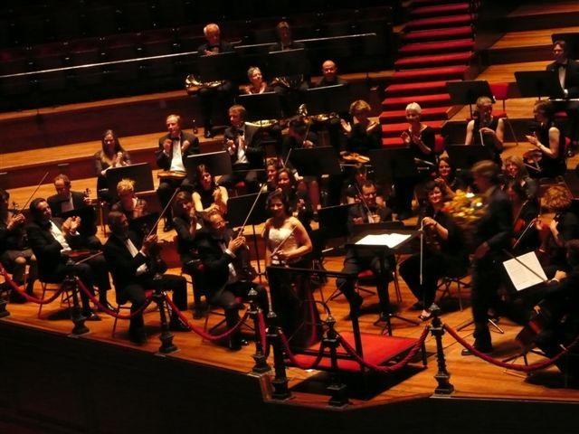Abraham has sparkled in Khachaturian's concerto